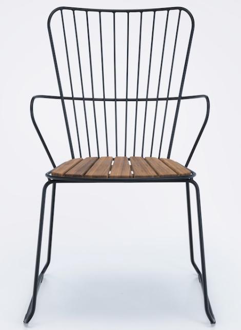 Houe Paon Outdoor Furniture Design Henrik Pedersen 2018