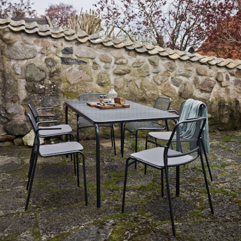 Sensational Skagerak Mira Outdoor Chair Armchair Tables Design Lamtechconsult Wood Chair Design Ideas Lamtechconsultcom