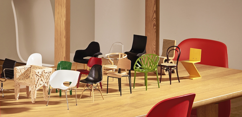 Vitra Collection Miniatures