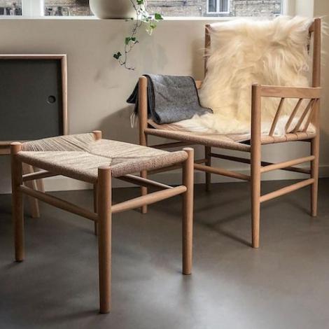 Groovy Fdb Mobler J82 Lounge Chair Design Jorgen Baekmark Bralicious Painted Fabric Chair Ideas Braliciousco
