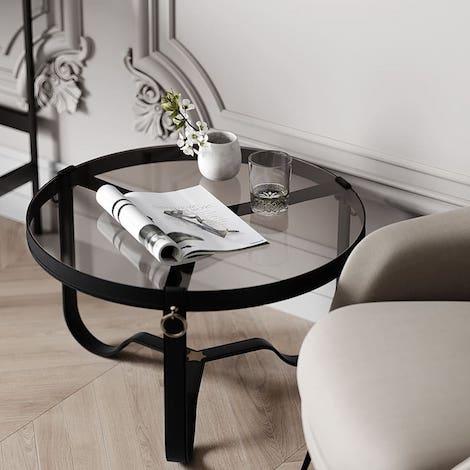 Gubi Adnet Coffee Table Design Jacques Adnet