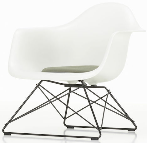 Miraculous Vitra Eames Plastic Armchair Lar Design Charles Ray Pdpeps Interior Chair Design Pdpepsorg
