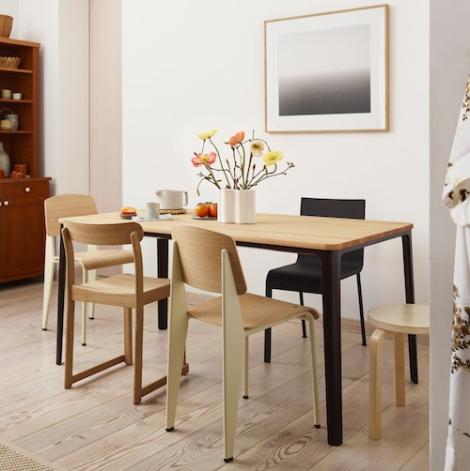 Vitra Plate Dining Table Design Jasper Morrison 2018
