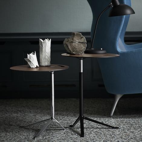 Kasper d'appoint Friend table Hansen Little Fritz design MqSVUzp