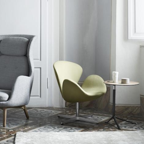 Fritz Hansen Swan Chair Design Arne Jacobsen