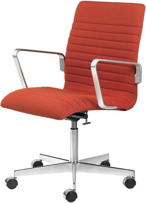 fritz hansen oxford chair low back arne jacobsen. Black Bedroom Furniture Sets. Home Design Ideas