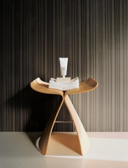 Tabouret butterfly vitra for Vitra soldes
