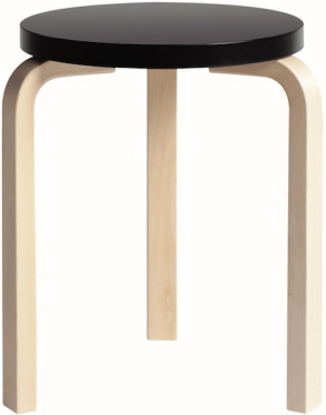 Incredible Artek Stool 60 Et Stools E60 Design Alvar Aalto Creativecarmelina Interior Chair Design Creativecarmelinacom