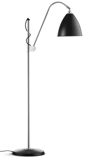 Gubi Bestlite Bl3s And Bl3m Floor Lamp Design Robert
