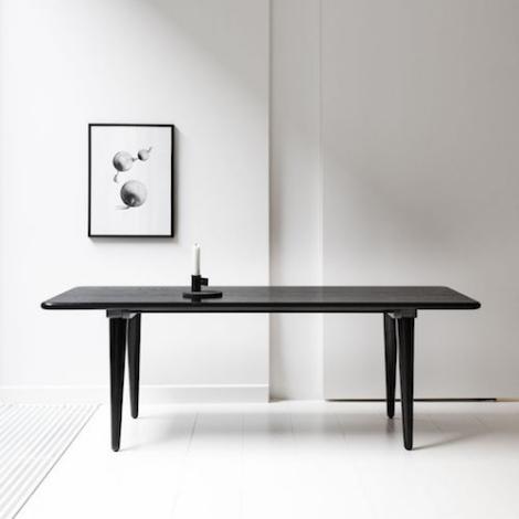 Wegner Ch008 Coffee Table: Carl Hansen & Søn