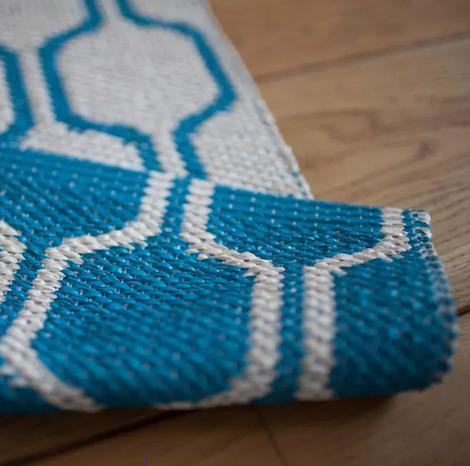 pappelina ants tapis tress s en plastique. Black Bedroom Furniture Sets. Home Design Ideas