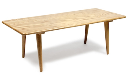 Tables basses design scandinave - Table basse style colonial ...