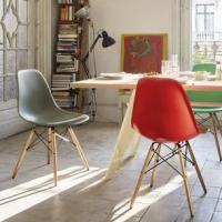 Les chaises design scandinave for Fauteuil eames copie