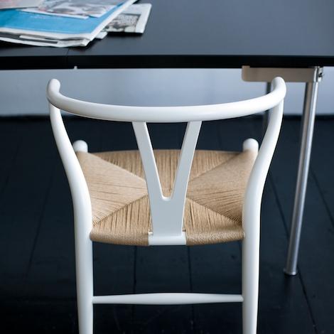 Carl Hansen Søn Wishbone Chair Ch24 Painted Color Design Hans
