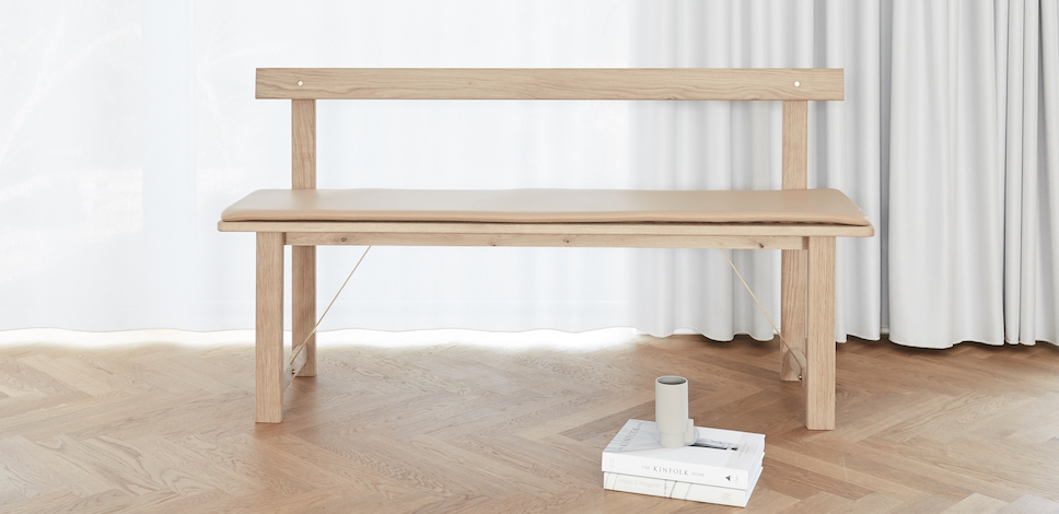 Strange Formrefine Position Bench Design Herman Studio 2019 Gmtry Best Dining Table And Chair Ideas Images Gmtryco