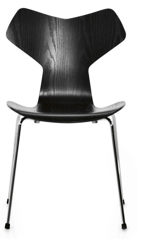 chaise grand prix jacobsen good fritz hansen swan chair in room with grand prix chair with. Black Bedroom Furniture Sets. Home Design Ideas