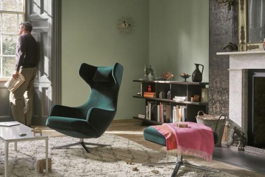 vitra fauteuils repos et grand repos. Black Bedroom Furniture Sets. Home Design Ideas