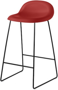 Gubi 3d And 33d Bar Stools Steel Or Wooden Legs
