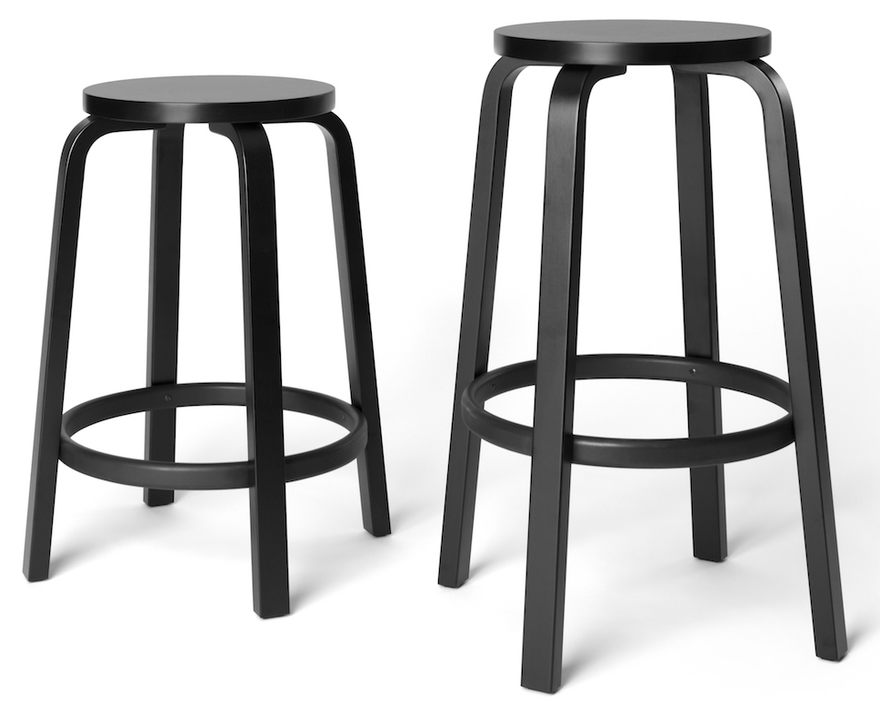 De Bar Alvar Artek Aalto Design Tabouret – 64 K1JFlc