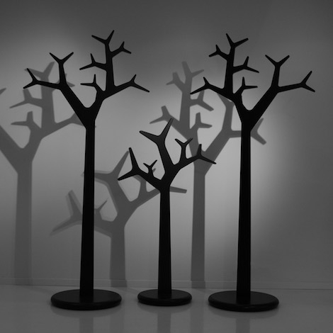 Swedese M 246 Bler Tree Coat Stand Design M Young Et K