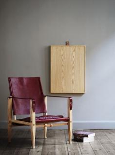 Carl Hansen Amp S 248 N Safari Chair Design Kaare Klint