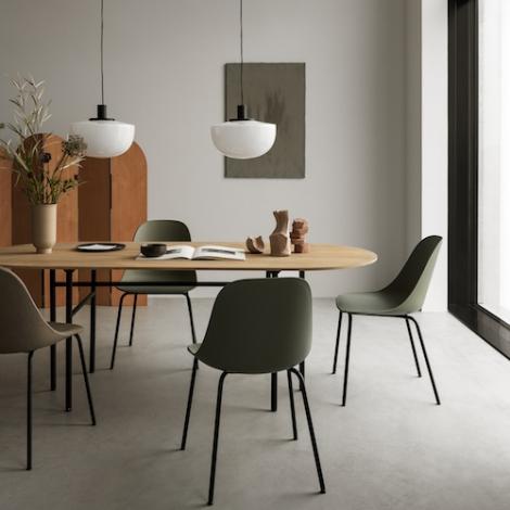 menu bank pendant design norm architects 2019