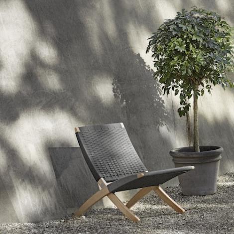 Carl Hansen Amp S 248 N Cuba Chair Outdoor Mg501 Design