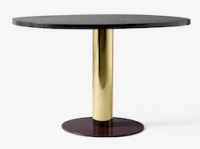 Scandinavian Design Elliptical Dining Tables