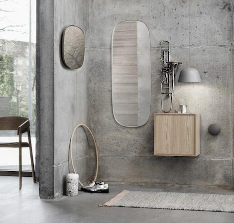 Muuto Framed Mirror Design Anderssen Voll 2016