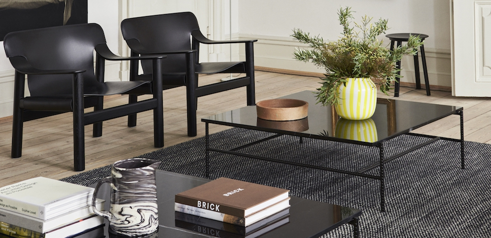 Hay Rebar Side Table.Hay Rebar Side Tables Tray Tables Consoles Design