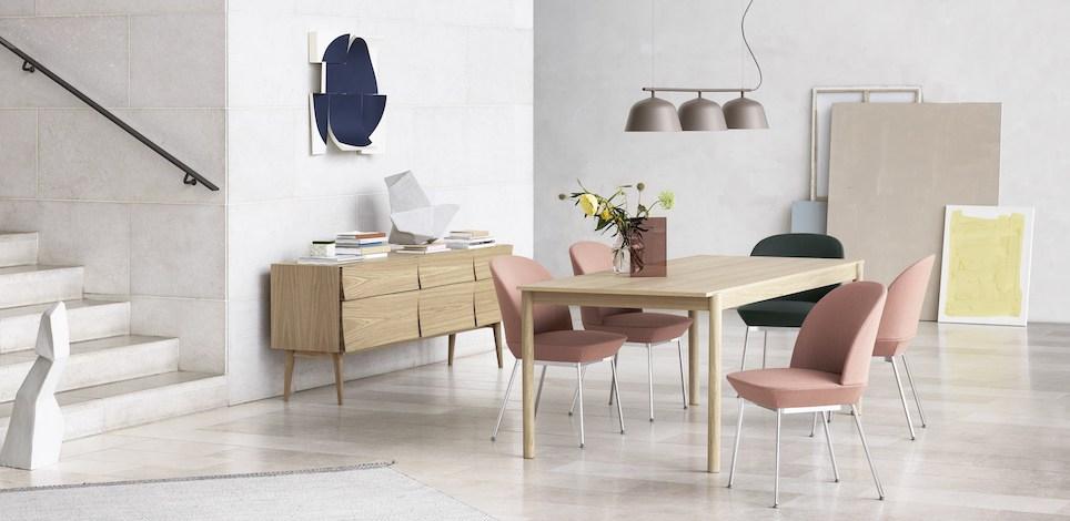 Muuto – new danish design – furniture, lighting, decoration