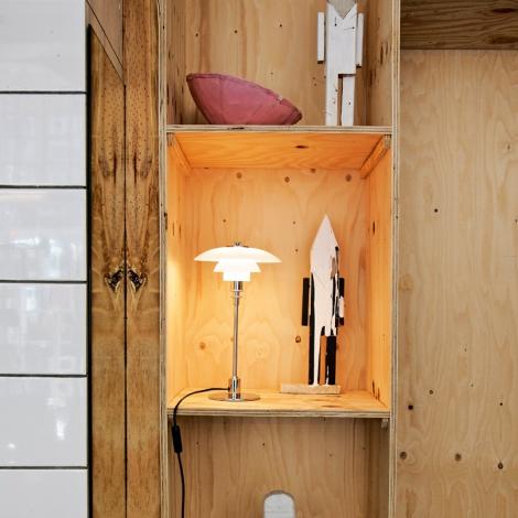 Louis Poulsen Ph 2 1 Table Lamp Poul Henningsen