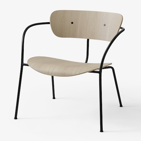 Amp Tradition Pavilion Lounge Chairs Av5 Amp Av6 Design