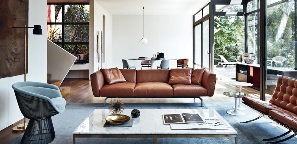 Fritz Hansen Lissoni Sofa Design Piero Lissoni