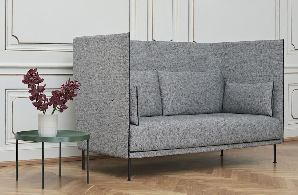 Hay Silhouette Sofa Design Gamfratesi