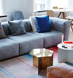 Scandinavian Design Side And Coffee Tables