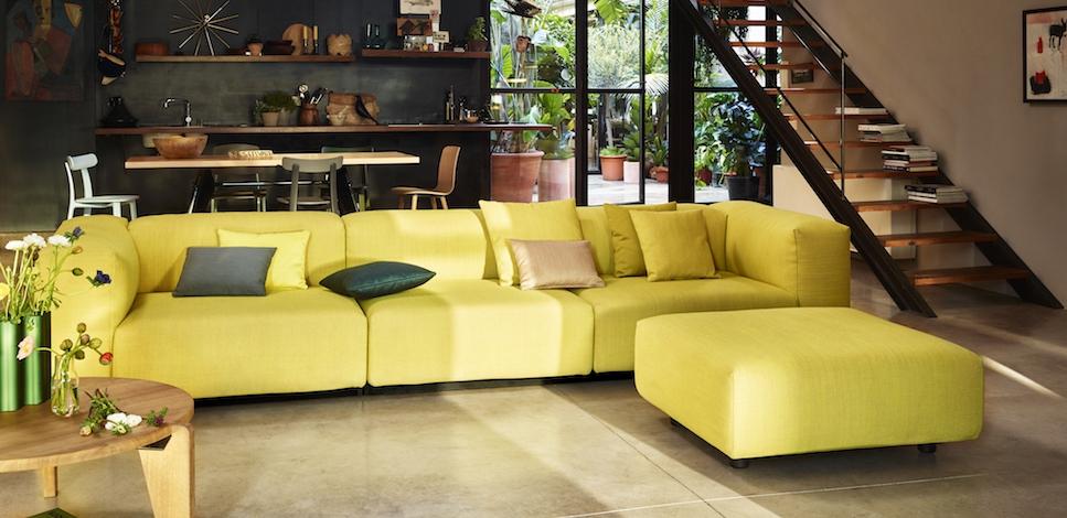 Peachy Vitra Soft Modular Sofa Jasper Morrison Caraccident5 Cool Chair Designs And Ideas Caraccident5Info