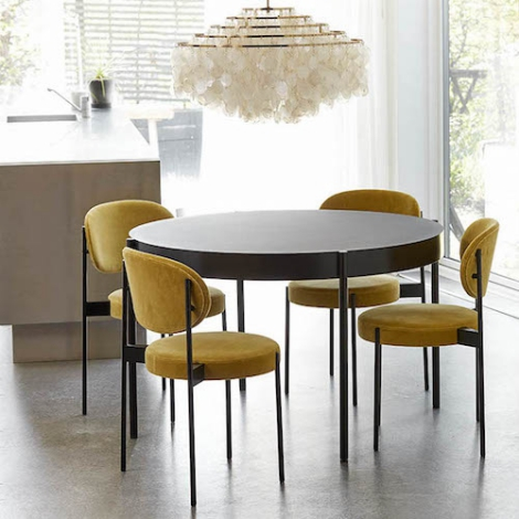 verpan chaise series 430 verner panton. Black Bedroom Furniture Sets. Home Design Ideas