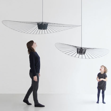 petite friture suspension vertigo design constance guisset 2010. Black Bedroom Furniture Sets. Home Design Ideas