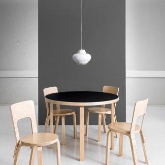 Artek 90a 90b 90c 91 Et 95 Round Tables Alvar Aalto