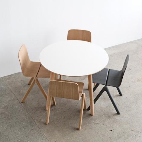 Hay Copenhague Deux Cph Deux 220 Round Table