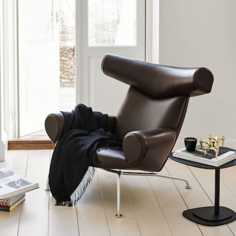 Like Many Other Furniture Designed By Hans J. Wegner, The Oxchair Is Now  Considered As A Classic. However, It Was In Advance On Its Time And Donu0027t  Have Been ...