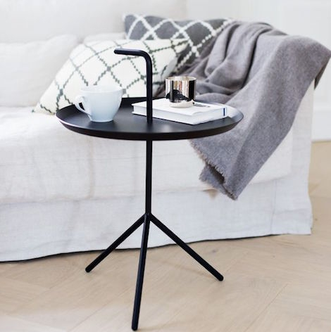 Hay Dlm Side Table.Hay Dlm Table Design Thomas Bentzen