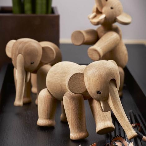 Kay petit mouton emménager danois design Rosendahl Holzfigur holztier Bojesen