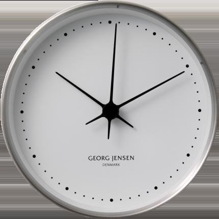Koppel Wall Clock Georg Jensen
