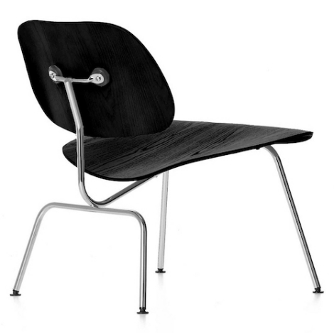 vitra fauteuil lcm charles et ray eames. Black Bedroom Furniture Sets. Home Design Ideas
