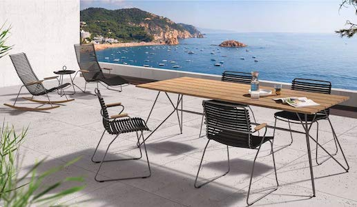 minimalist outdoor furniture. houe is a danish design company founded in 2007 by the designers henrik pedersen and jesper k thomsend with strong grounding outdoor furniture minimalist i