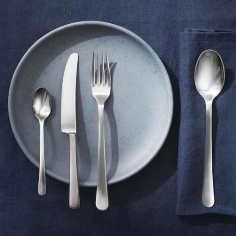 Grethe Meyer. Georg Jensen Serving Set Copenhagen Cutlery