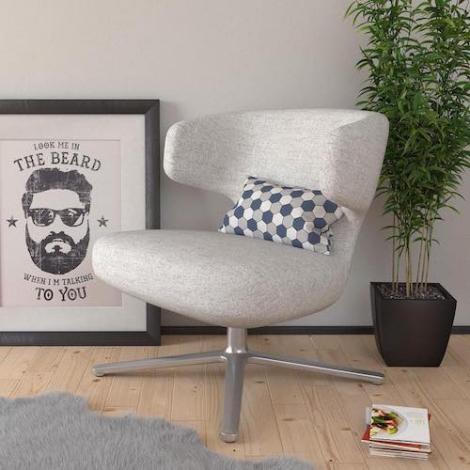 Vitra Petit Repos Lounge Chair Antonio Citterio