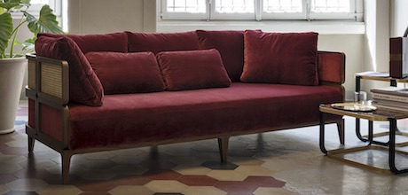 Traditional Wooden Sofa Designs